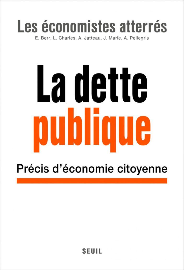 Couverture la dette publiqueLa dette publique
